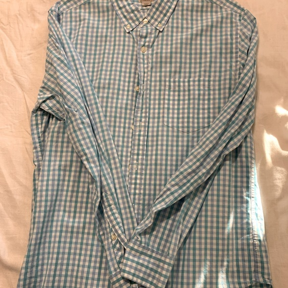 Jcrew slim large shirt